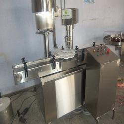 Automatic Single Head Ropp Cap Sealing Machine