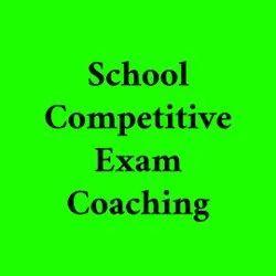 学校竞争考试教练