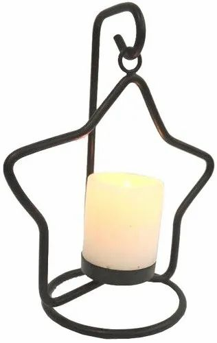 Metal Aluminium Candle Stands, For Event and Home Decor