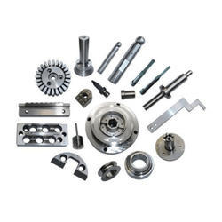 Mild Steel CNC Machine Components for Industrial