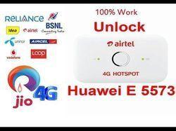 Brand New unlocked Airtel Huawei E5573s 609 wifi device 2G 3G 4G hotspot
