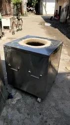 Steel Body Tandoor