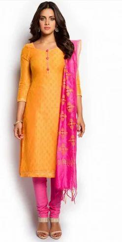 b1e9044f0d Soch Yellow And Pink Salwar Suit at Rs 3498 /piece   Salwar Suit ...