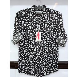 Dotted Printed Shirt