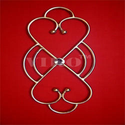 Stainless Steel New Balcony Railing Desgin