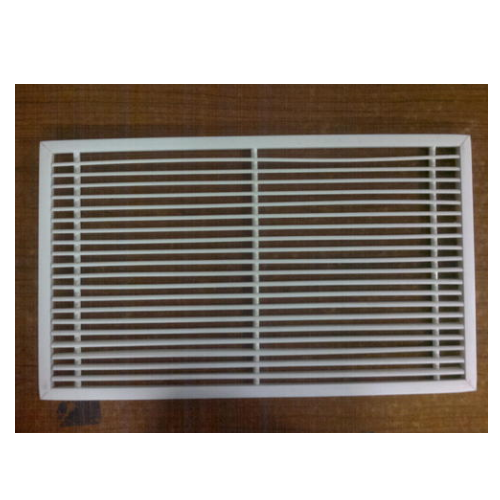 Pvc Bathroom Door Price In Delhi: PVC Grill Section Manufacturer From
