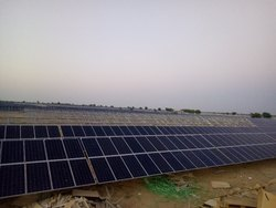 Waree Solar 1 MW On Grid Solar Power Plant