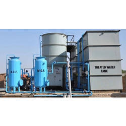 Waste Water Purification Plants