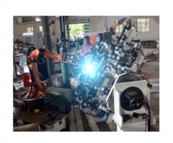 Robotic Integration Service