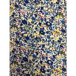 Floral Polyester Fabric