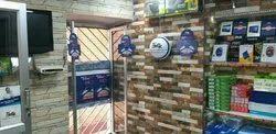 Indoor And Outdoor Advertisement