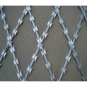 Razor Wire, For Agricultural, Defence, Core Wire Diameter: 2.50mm
