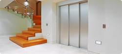 Sliding Doors Building Lifts