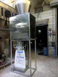 Flour Bag Filling System