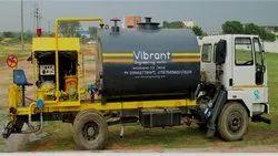 Truck Mounted Bitumen Sprayers - Truck Mounted Bitumen Pressure