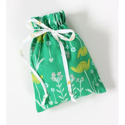 Printed Pouch Bag