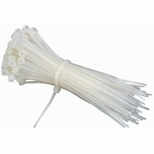 2.2mm Nylon66 150X2.2MM Nylon Cable Tie, Packaging Size: 500 Packets Per  Cartoon, Rs 27 /packet | ID: 19517045433