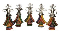 Handicraft Pari Musician Doll Set