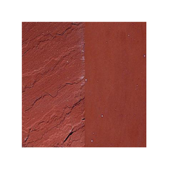 Aggressive Red Rough Stone