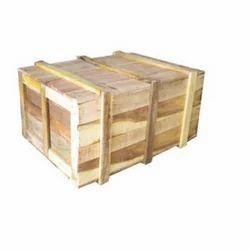 Industrial Packaging Wooden Box