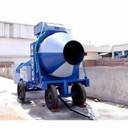 RM1400 Reversible Drum Concrete Mixer