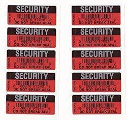 Custom Made Warranty Labels, Packaging Type: Standard