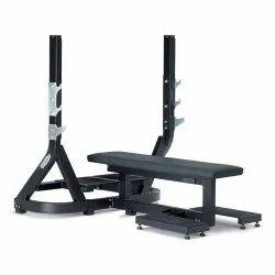 Fitstark Decline Weight Bench, For Gym, 70-80 Kg