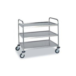 Three Tyre Trolley
