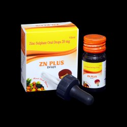 Zinc Sulphate 20mg Oral Drops
