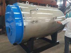 Oil / Gas Industrial Steam Boilers