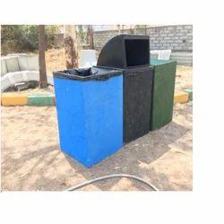 Concrete Dustbin Waste Bin