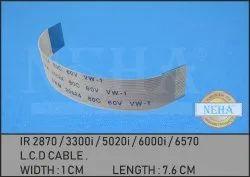 L.C.D CABLE .  IR 2870 / 3300i / 5020i / 6000i / 6570