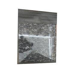 Black Ceramic Floor Tiles, Size: 12x8Inch, Packaging Type: Box