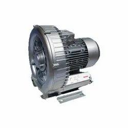 Cast Iron 1 HP Industrial ventilation Blower, Fan Speed: 2000-3000 rpm