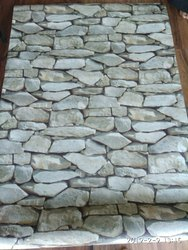 3D Wallpaper bricks