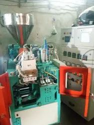 Double Head Moulding Machine