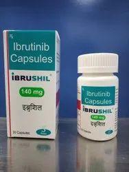 Ibrutinib Capsules (Ibrushil) 140 Mg