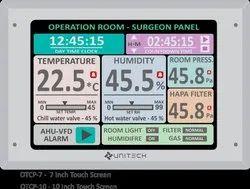 CE Marked Surgeon Control Panel