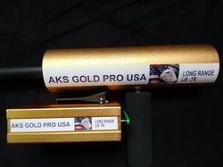Aks gold pro usa Long Range Gold Detector