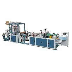 LDPE Zipper lock Bag Making Machine