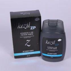Kezil ZP Anti Dandruff Shampoo