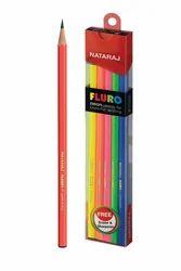 Fluro  Natraj Pencil
