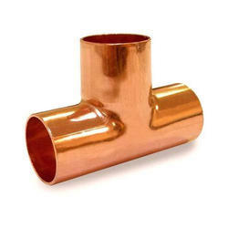 Copper Fittings for Refrigration