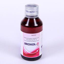 Dextromethorphan HBR,CPM & Phenylephrine Cough Syrup