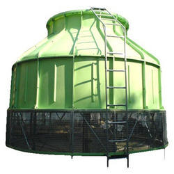 Draft Counter Cooling Tower