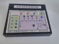 Digital To Analog Converter R-2R