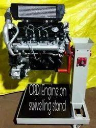 Single Phase Multi-Cylinder CRDI Engine On Swivelling Stand, Model Name/Number: VLT-01, Number Of Cylinder: 4