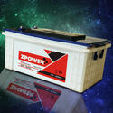 Dry Charged Automotive Battery