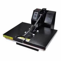 T Shirt Printing Machine, Automation Grade: Semi-Automatic