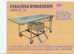 Embalming Workstation